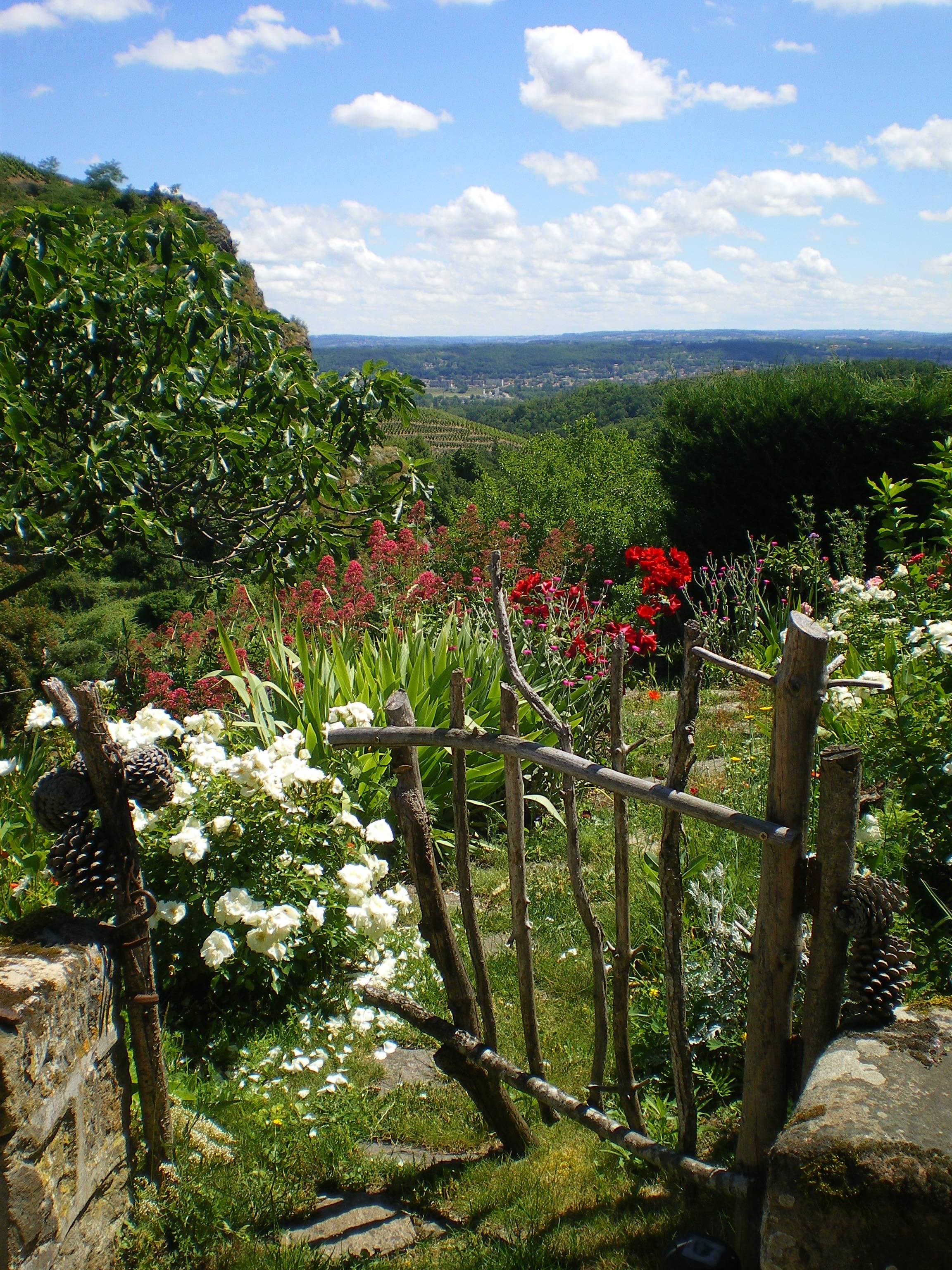 Les terrasses de Malleval